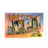 Los Angeles California Greetings Postcards (Packag