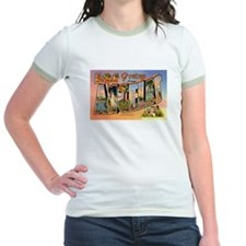 Los Angeles California Greetings T
