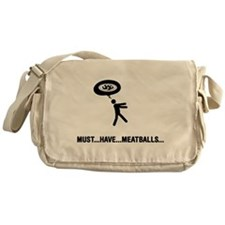 Meatball Lover Messenger Bag