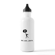 Lobster Lover Water Bottle