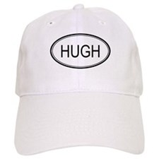 Hugh Oval Design Baseball Cap