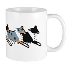 Group O' Shelties Mug