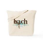 Bach Composer Tote Bag