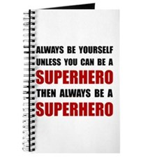 Be Superhero Journal