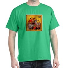 Cute Religious art T-Shirt