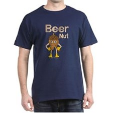 Beer Nut Text T-Shirt