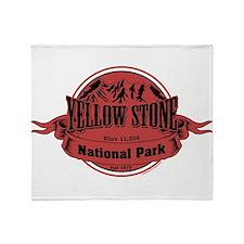 yellowstone 1 Throw Blanket