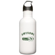 Awesome Since 1953 Water Bottle