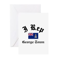 I rep George town Greeting Card