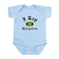 I rep Kingston Onesie