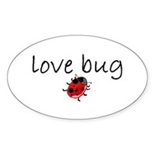 love bug 2 Decal