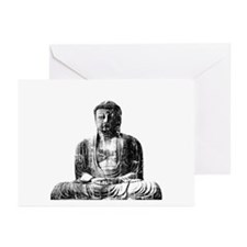 Retro Buddha Greeting Cards (Pk of 10)