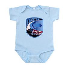 Interstellar Boundary Explorer Infant Bodysuit