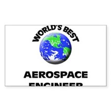 World's Best Aerospace Engineer Decal