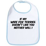 If my Wire Fox Terrier Bib