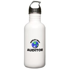World's Best Auditor Water Bottle