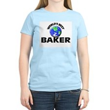 World's Best Baker T-Shirt