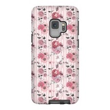 Pale Pink Cross Pattern iPhone 5 Case