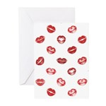 Kiss this! Greeting Cards (Pk of 10)