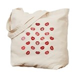 Kiss this! Tote Bag