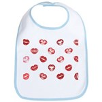 Kiss this! Bib