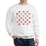 Kiss this! Sweatshirt