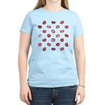 Kiss this! Women's Light T-Shirt