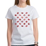 Kiss this! Women's T-Shirt