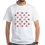 Kiss this! White T-Shirt