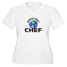 World's Best Chef Plus Size T-Shirt
