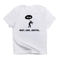 Burrito Lover Infant T-Shirt