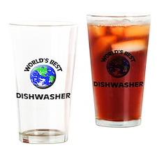 World's Best Dishwasher Drinking Glass
