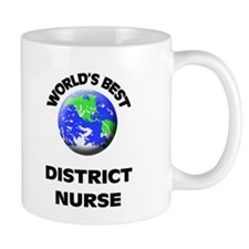 World's Best District Nurse Coffee Mug