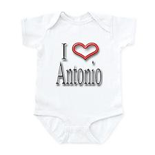 I Heart Antonio Infant Bodysuit