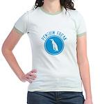 Penguin Freak Jr. Ringer T-Shirt