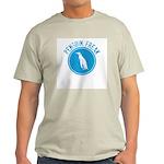 Penguin Freak Ash Grey T-Shirt