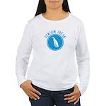 Penguin Freak Women's Long Sleeve T-Shirt