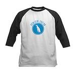 Penguin Freak Kids Baseball Jersey
