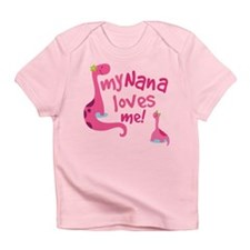 My Nana Loves Me Infant T-Shirt