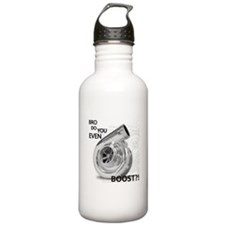 Bro do you even boost Water Bottle