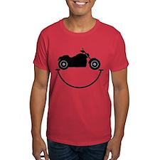 Happy Biker T-Shirt