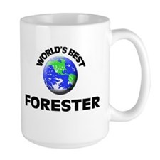 World's Best Forester Mug