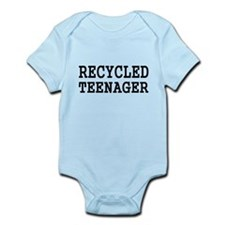 RECYCLED TEENAGER Body Suit