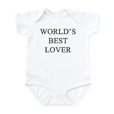 worlds best lover Onesie