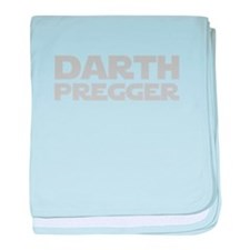 darth-pregger-sj-light-gray baby blanket
