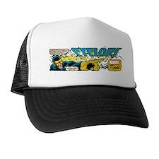 Cyclops X-Men Trucker Hat