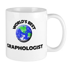 World's Best Graphologist Mug