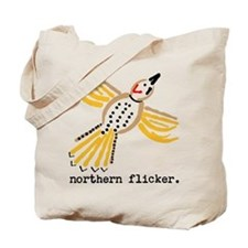 northern flicker. Tote Bag