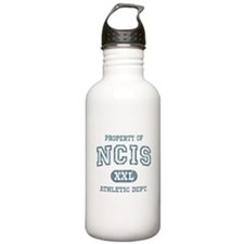 Vintage Property of NCIS Water Bottle