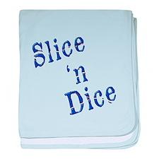 Slice n Dice baby blanket